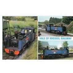 Dennis Postcard Vale of Rheidol Railway Owain Glyndwr Llywelyn Prince of Wales Listing in the Rail,Transportation,Postcards,Collectables Category on eBid United Kingdom | 147676571