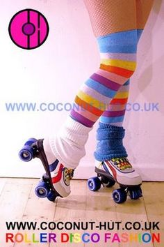 Welcome to our BLOG: Funky stuff from Coconut Hut Boutique: ROLLER DISCO Retro Fashion at COCONUT HUT!