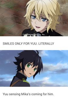 doomed 4 life All Anime, Me Me Me Anime, Anime Love, Anime Art, Doom 4, Mikaela Hyakuya, Cute Anime Character, Anime Version, Seraph Of The End
