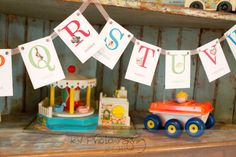 Vintage Schoolhouse 1st Birthday Party - Kara's Party Ideas - The Place for All Things Party