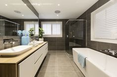 - Upgrade Belgium Stone Cenere Floor & Wall Tile 300 x - This range is high in quality, offering multiple design solutions to any living space. Bathroom Images, Bathroom Kids, Bathroom Stuff, Bathroom Designs, Kitchen Designs, Simonds Homes, Buy Tile, Tiles Online, Wall And Floor Tiles