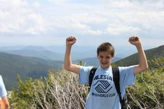 They said he would never walk, he proved them wrong and climbed Mount Washington...love my CP boy!!!    #cerebralpalsy