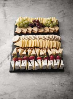 Charcuterie And Cheese Board, Charcuterie Platter, Cheese Boards, Cheese Board Display, Antipasto Platter, Crudite Platter Ideas, Party Food Platters, Appetizer Recipes