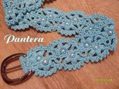 DE MIS MANOS TEJIDOS Y MAS...: Correa a crochet...free diagram!
