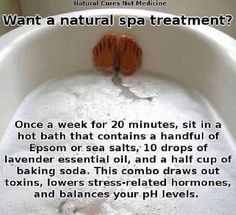 DIY Natural Spa Treatment