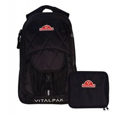 VitalPak Medical Backpack with Removable, Snap-in Essentials Kit - This looks interesting!