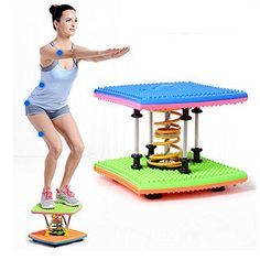 UPmall Fitness Stepper Twister Exercise Machine Cardio Aerobic Training Indoor - http://www.exercisejoy.com/upmall-fitness-stepper-twister-exercise-machine-cardio-aerobic-training-indoor/cardio-training/