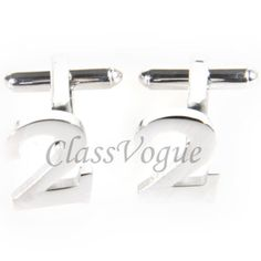 Our Alphabet Cufflinks