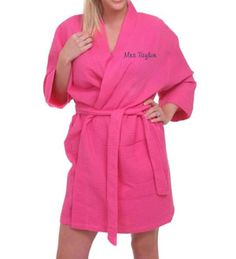 22 Best Personalized Robes Images In 2018 Bride Robe Marriage