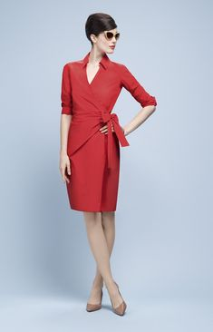 @roressclothes closet ideas #women fashion outfit #clothing style apparel red dress