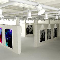 Art Gallery Interiors | 3d Art Gallery Interior   Art Gallery Interior...  By. Art RoomsGallery ...