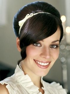 1950s hairstyles updos - Google Search