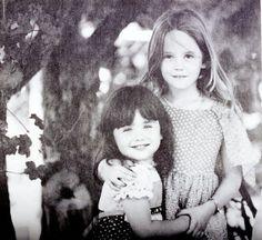 Lana and Natalie