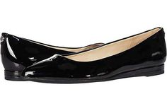 ballet flats will never go out of style. they're chic, they're comfortable and they match anything in your wardrobe. here are the best black ballet flats to shop now #balletflats #balletshoes #flats #classicshoes #womensshoes #amazonfinds Black Ballet Flats, Black Shoes, Ballet Shoes, Classic Wardrobe, Best Black, Womens Flats, Nine West, Heels, Wedge