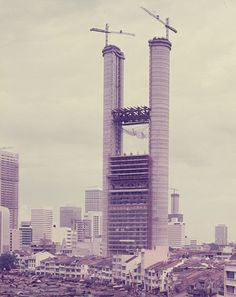 OCBC Centre, Singapore (I.M. Pei, 1976)