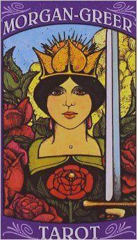 Morgan Greer Tarot Deck English Cards