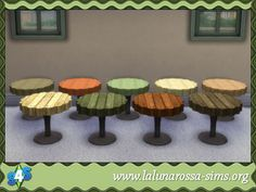 Sims 4 Table