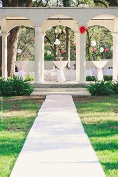 Garden's at West Green via San Antonio Weddings. Photo: Jorge Tamez Photography