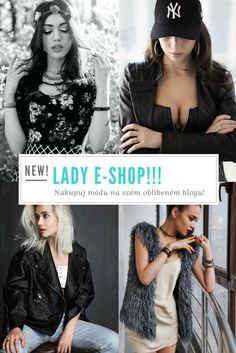 Nový e-shop na Lady Magazin!!! Nakupuj módu a kosmetiku během čtení nových článků a recenzí!
