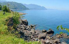 Синее-синее море Батуми
