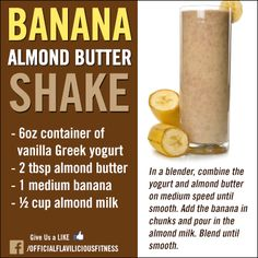 I LOVE this shake!  You cannot get any better when your drinks are healthy and tastes like dessert!!