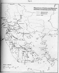 Αρβανίτες: Η Ιστορία και η Γλώσσα τους - Ποιές είναι οι αρβανίτικες λέξεις χρησιμοποιούμε και σήμερα... Kai, Diagram, History, Blog, The Secret, Historia