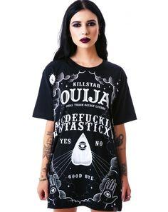 Kill Star Ouija T Shirt | Dolls Kill