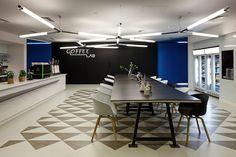 Coffee Lab alla sede Google di Londra