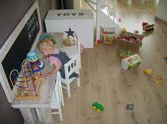 Speelhoek woonkamer Playroom Organisation, Play Corner, Kids Play Area, Toddler Fun, Everything Baby, Kidsroom, Kids House, Kids Playing, Room Inspiration