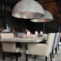 Grote design hanglamp - 100 cm doorsnede 1