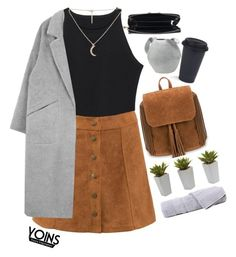 """#Yoins"" by credentovideos ❤ liked on Polyvore featuring Nearly Natural, Hamam and Doreen Mellen"