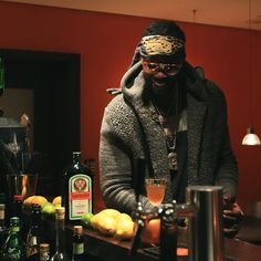 Exclusive: Rapper 2 Chainz Teams Up with Jägermeister to Create Signature Cocktails: What do you get when you pair a Grammy-nominated rapper with an iconic German liqueur? One very original Jägermeister cocktail.