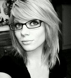 Cute layered hair