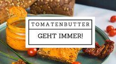 Tomatenbutter - Rezept von Chefsstuff.de Dairy, Beef, Law, Food, Bricolage, Vegetarian Side Dishes, Dried Tomatoes, Tomato Butter Recipe, Spreads