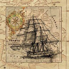 Vintage Maps 19