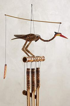 Migration Wind Chimes - anthropologie.com