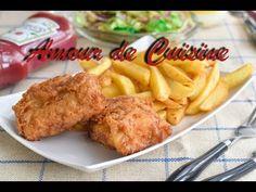 recette fish and chips - Amour de cuisine