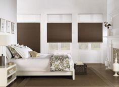 Cordless roman shades top down bottom up roman shades for Bali motorized window treatments