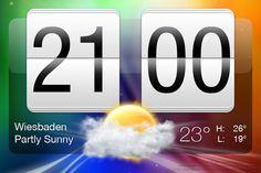 HTC Sense Clock 2.0 PSD