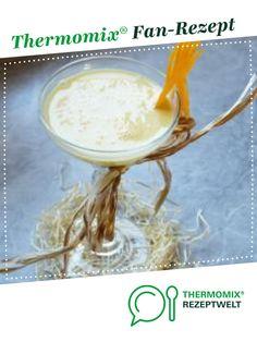 Orangen Eierlikör von udin. Ein Thermomix ® Rezept aus der Kategorie Getränke auf www.rezeptwelt.de, der Thermomix ® Community.