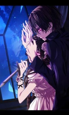 Kaname and Yuuki 2 by Tremblax.deviantart.com on @deviantART