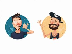 Funniest animated GIFs of the week #14 — Muzli -Design Inspiration
