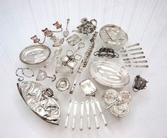 6a0120a5343d23970b012875b862c4970c 800wi 30 Pieces of Silver Installation by Cornelia Parker