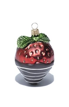 Nordstrom at Home 'Covered Strawberry' Ornament Brown One Size
