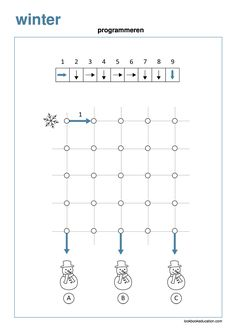 Kindergarten Writing, Kindergarten Worksheets, Worksheets For Kids, Math Activities, Coding For Kids, Math For Kids, Notebook Paper Printable, First Grade Worksheets, Numbers Preschool