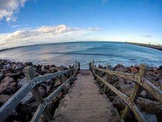 An awesome spot to watch the tide turn  @goprouk #visitcotland #HERO5 . .  GoPro HERO5 Black - Time lapse Mode . . . #GoPro #sunset #goprooftheday #beach #goproawards #goprofamily #goprotravel #sunsetsfordays #photooftheday #theoutbound #travel #explore #goprouniverse #travelgram #walkway #awesomelifestyle #stunning #goprohero5 #forests #gopro_epic #outdoors #gopro_styles #outdoortodolist #gopro_boss #couple #pontoon #scotland #jetty . @backpacker_pics @the_gopro_lifestyle @thebossphotos…