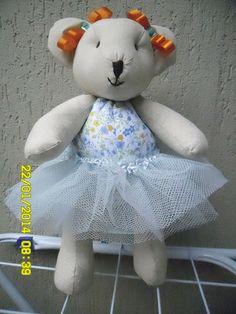 Ursinha Bailarina!!!