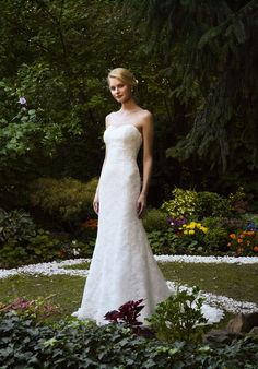 Robert Bullock Bride Clementine Mermaid Wedding Dress