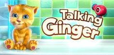 Download This App Today to enjoy adorable actions of Ginger with Talking Ginger Free APK Android App Latest Download, Talk to him or play with him, Download it here:  http://www.freezone360.com/talking-ginger-free-download-full-apk-android-app/