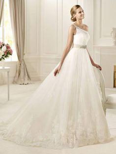 Carol-Vestido de Noiva em tule - dresseshop.pt